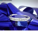 14K WHITE GOLD PRINCESS CUT DIAMOND ANNIVERSARY BAND APX.45CTW SZ.9